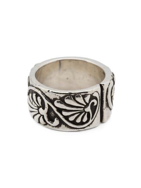 HENSON  Split Floral Ring - 3