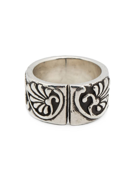 HENSON  Split Floral Ring - 4