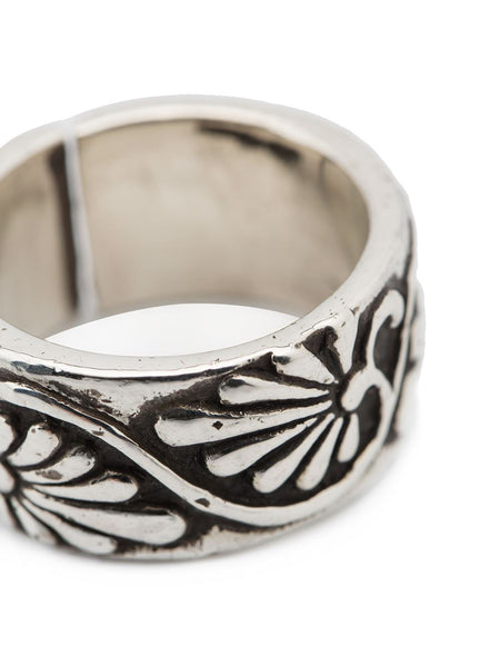HENSON  Split Floral Ring - 5