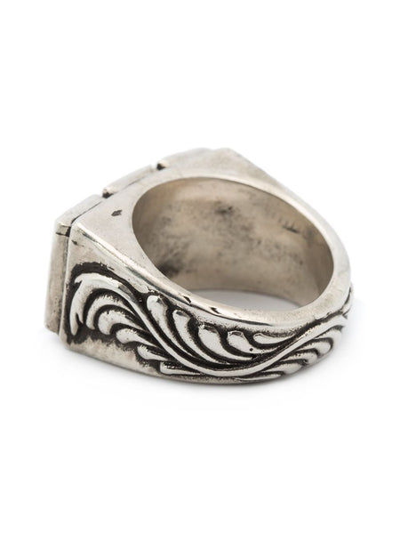 HENSON  Triple Floral Ring - 3