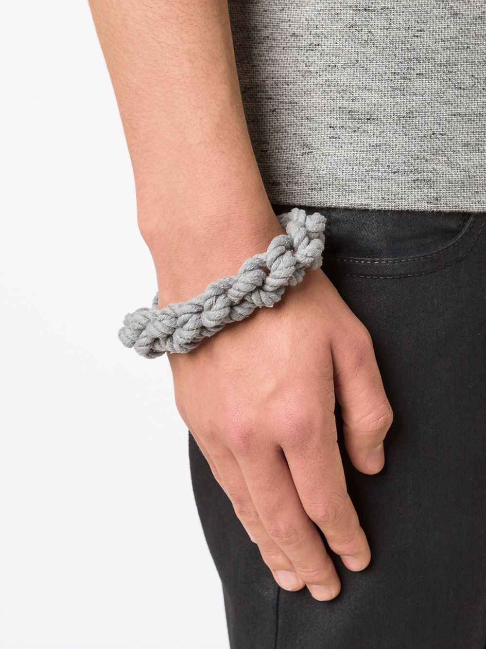 1-100  Hook Braid Bracelet - 2