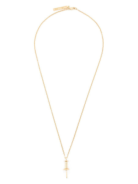 LAUREN KLASSEN  Pushpin Necklace - 1
