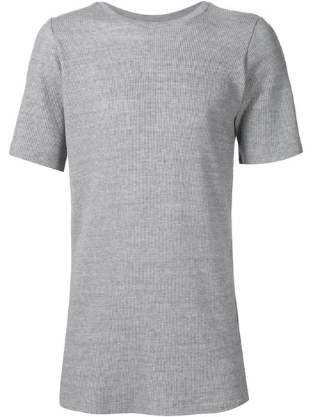 JUDSON HARMON  Ribbed Short-Sleeve Tee - 1