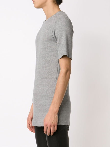 JUDSON HARMON  Ribbed Short-Sleeve Tee - 3