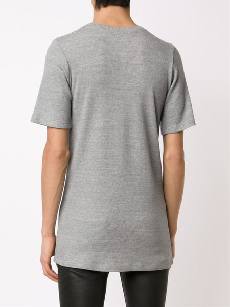 JUDSON HARMON  Ribbed Short-Sleeve Tee - 4