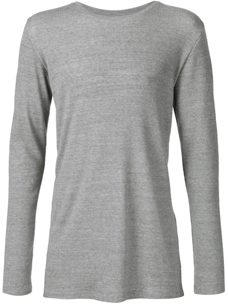 JUDSON HARMON  Ribbed Long-Sleeve Tee - 1