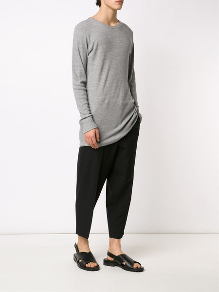 JUDSON HARMON  Ribbed Long-Sleeve Tee - 2