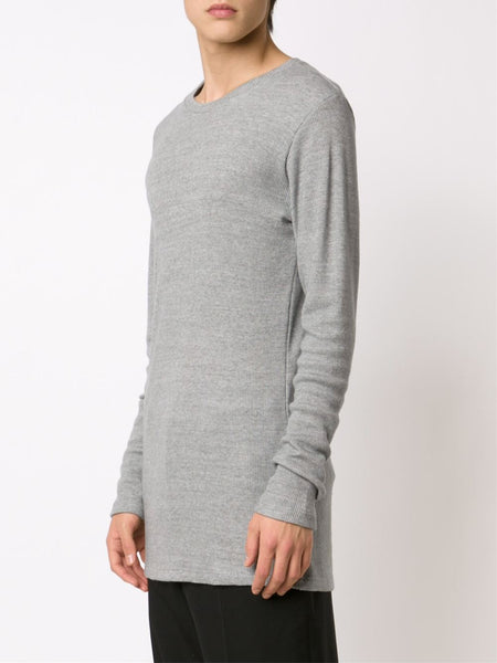 JUDSON HARMON  Ribbed Long-Sleeve Tee - 3