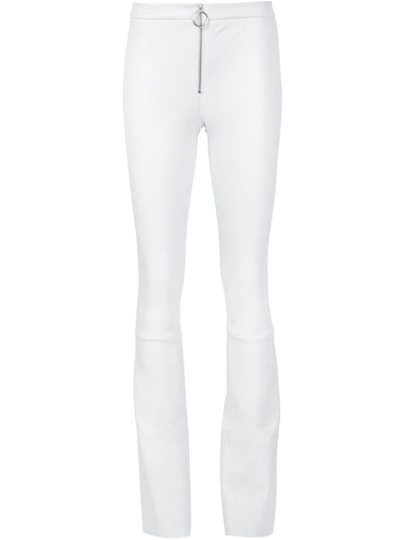 CREATURES OF THE WIND  Pava Stretch Leather Trousers - 1