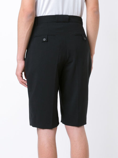 ICOSAE  Double Pleat Shorts - 4