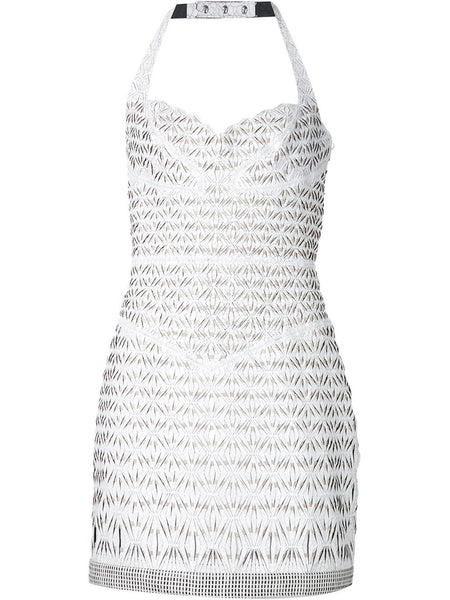 IRIS VAN HERPEN  Geodesic Dress - 1