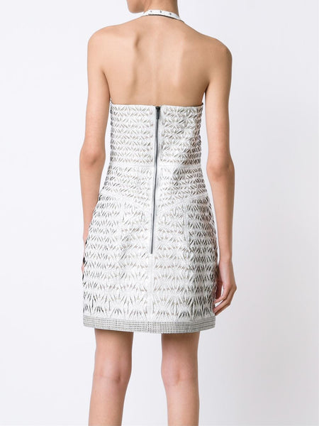 IRIS VAN HERPEN  Geodesic Dress - 4