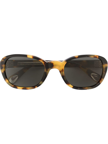 / Linda Farrow Light T-Shell Sunglasses