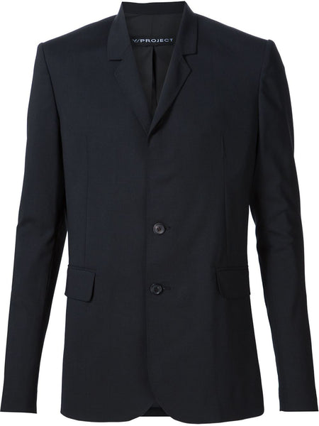 Y/PROJECT  Double Button Blazer - 1
