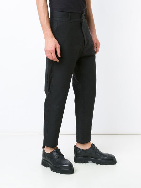 Unstructured Trousers