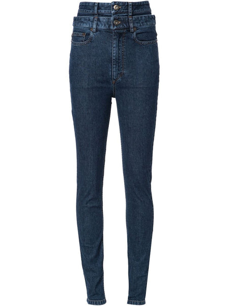 Y/PROJECT  Stacked Denim - 1