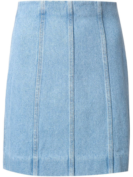 Y/PROJECT  Multi-Panel Mini-Skirt - 1
