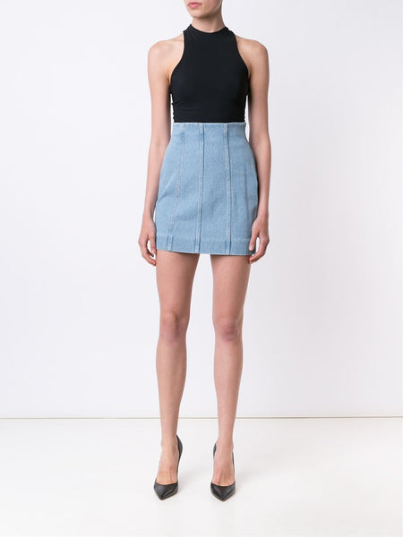 Y/PROJECT  Multi-Panel Mini-Skirt - 2
