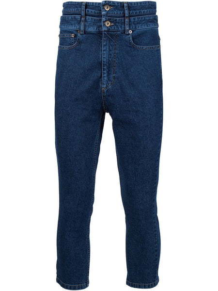 Y/PROJECT  Double Waisted Jean - 1