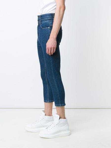 Y/PROJECT  Double Waisted Jean - 3