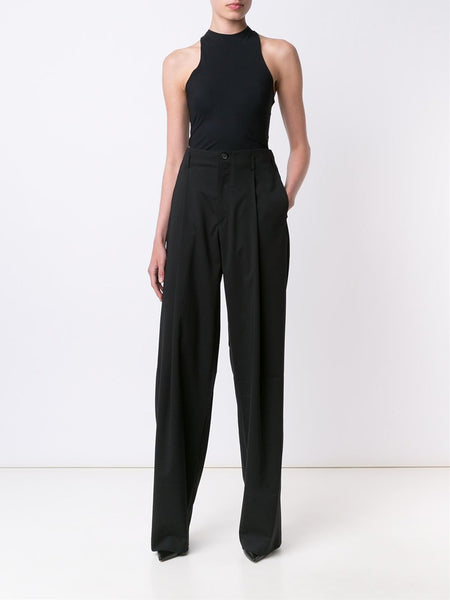 Y/PROJECT  Slim Flare Trousers - 2