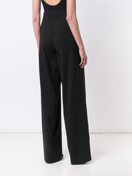 Y/PROJECT  Slim Flare Trousers - 4