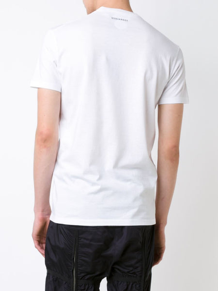 DSQUARED2  Dyed Rules Tee - 4