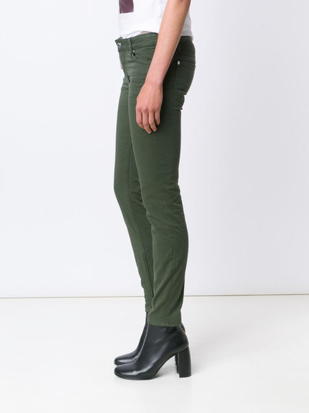 DSQUARED2  Medium Waist Twiggy Jean - 3