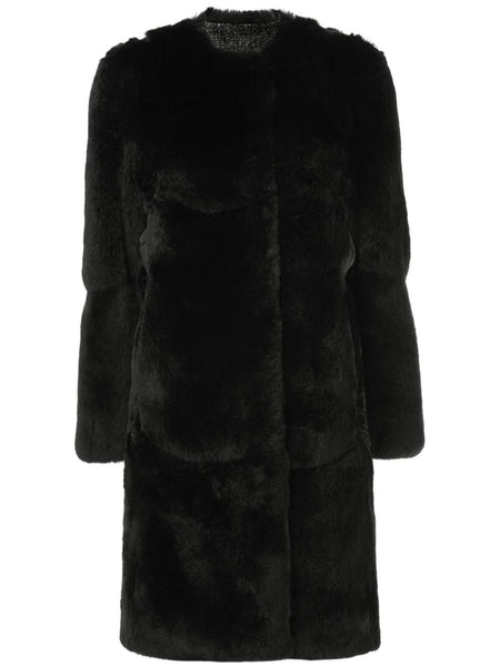 CREATURES OF THE WIND  Jiri Rabbit Fur Coat - 1