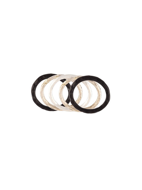 HENSON  Horn Stack Set Ring - 1