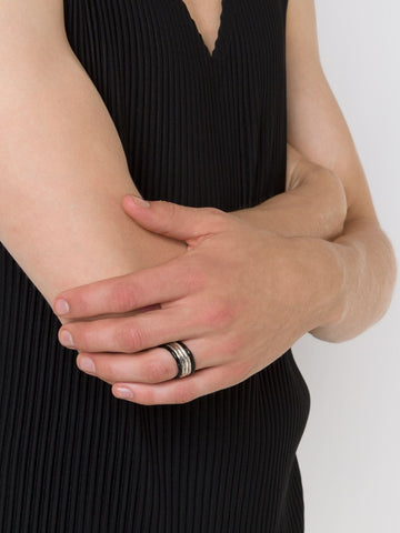 Horn Stack Set Ring
