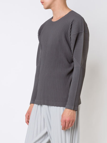 HOMME PLISSÉ  Long-Sleeve T-Shirt - 4