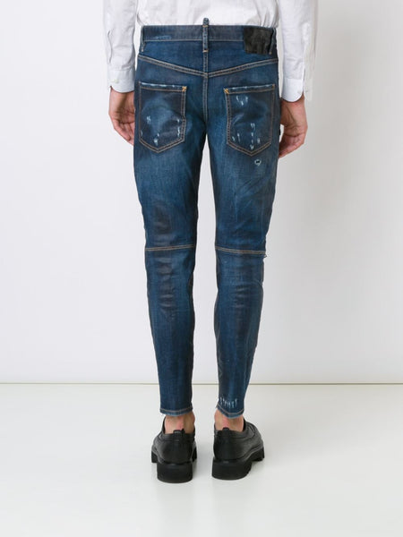 DSQUARED2  Zipper Jean - 4