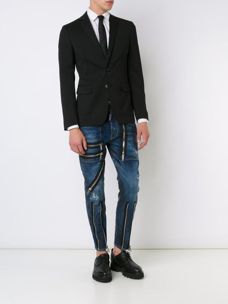 DSQUARED2  Zipper Jean - 2