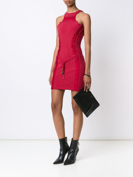 DSQUARED2  Laced Cocktail Dress - 2