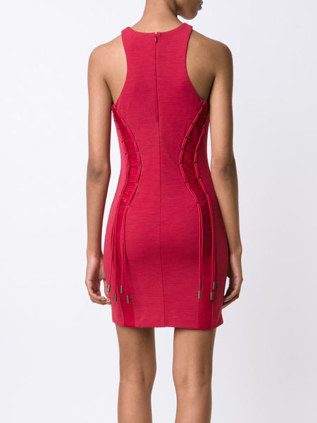 DSQUARED2  Laced Cocktail Dress - 4