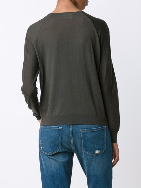 DSQUARED2  Barbwire Zip Sweater - 4