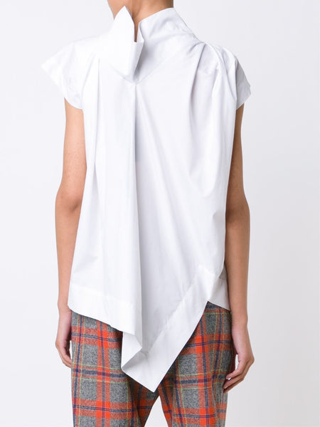 VIVIENNE WESTWOOD ANGLOMANIA  Cave Blouse - 4