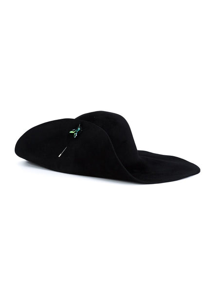 PIERS ATKINSON  Floppy Felt Hat - 2