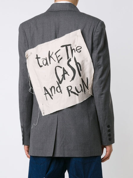 ICOSAE  Take The Cash And Run Jacket - 4