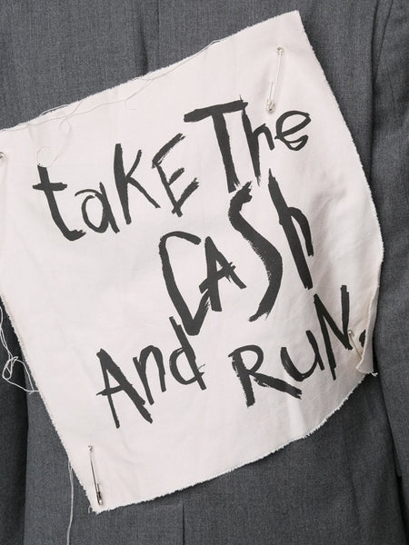 ICOSAE  Take The Cash And Run Jacket - 5