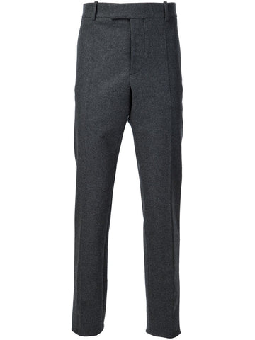 Wool Felt Trousers