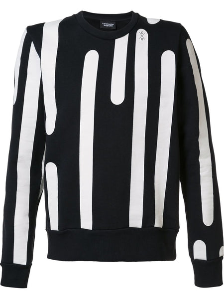 CHRISTOPHER RAEBURN  Mega Raindrop Sweatshirt - 1