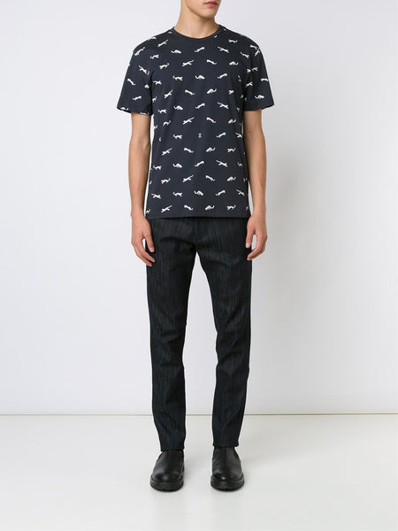 CHRISTOPHER RAEBURN  Snow Leopard T-Shirt - 2