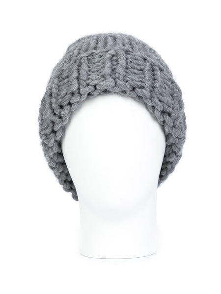 CHRISTOPHER RAEBURN  Hand-Knit Hat - 2