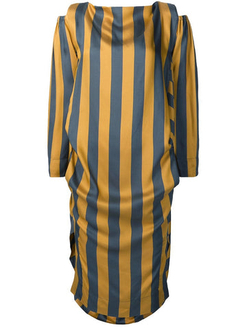 Striped Fatima Dress