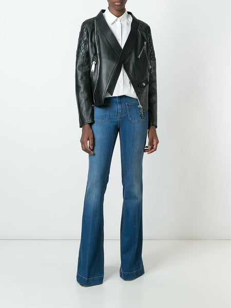 DSQUARED2  Miiko Leather Kiodo Jacket - 2