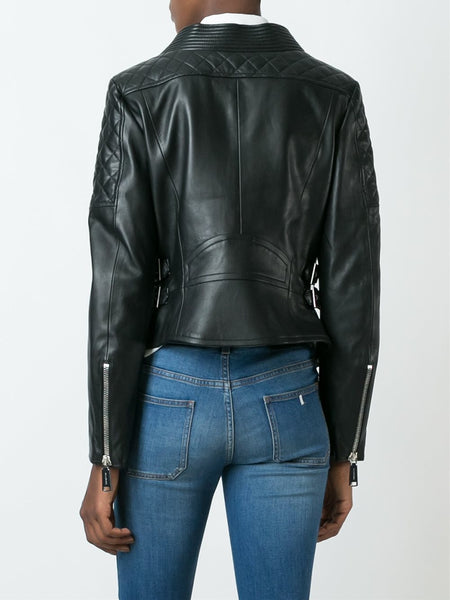 DSQUARED2  Miiko Leather Kiodo Jacket - 4