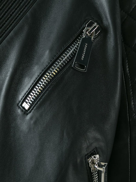 DSQUARED2  Miiko Leather Kiodo Jacket - 5