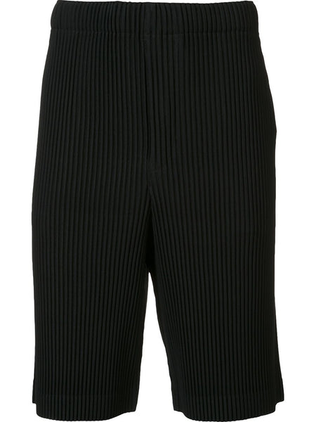 HOMME PLISSÉ  Pleated Shorts - 1